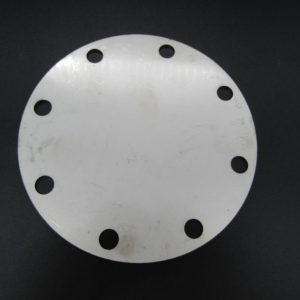 M-Spares Wheel Motor Cover (S/S)